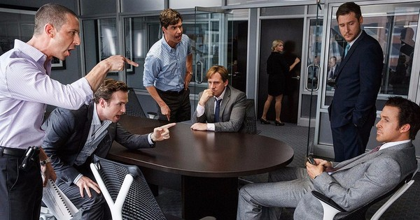 The big deal about the writer behind 'The Big Short'