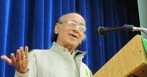 Renowned Urdu and Hindi poet Nida Fazli dead