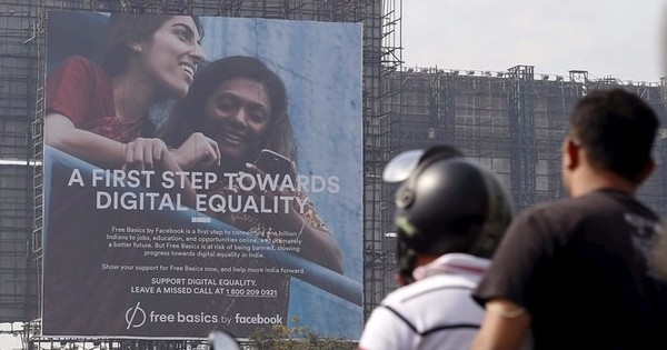 Facebook withdraws Free Basics from India