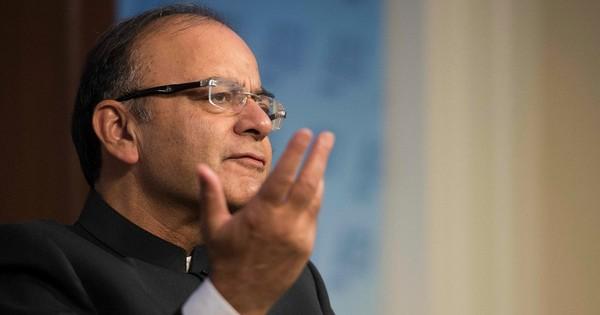 Stock market crash: No need for exaggerated panic, says Arun Jaitley