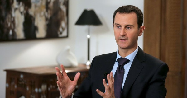 Bashar al-Assad vows to regain control of Syria, hours after a partial ceasefire agreement