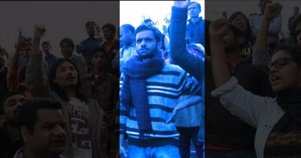 From student to anti-national to terrorist – how TV channels constructed Umar Khalid