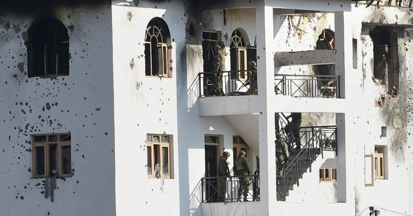 Pampore encounter ends after 48 hours, three terrorists killed