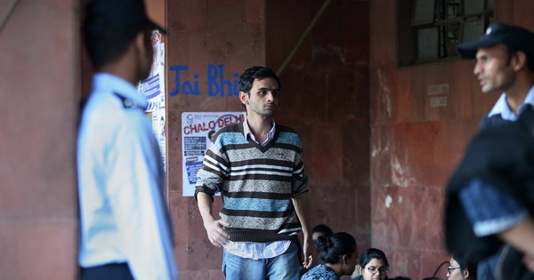 JNU sedition case: Students Umar Khalid, Anirban Bhattacharya surrender to Delhi Police