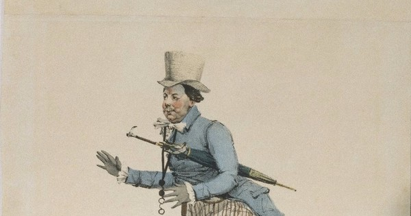 How a comic character sparked our very modern privacy fears – 200 years ago