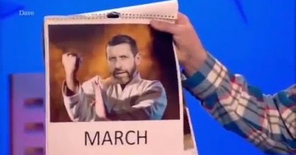 Watch a British comedian remind us on Leap Year day why our calendar is nonsense