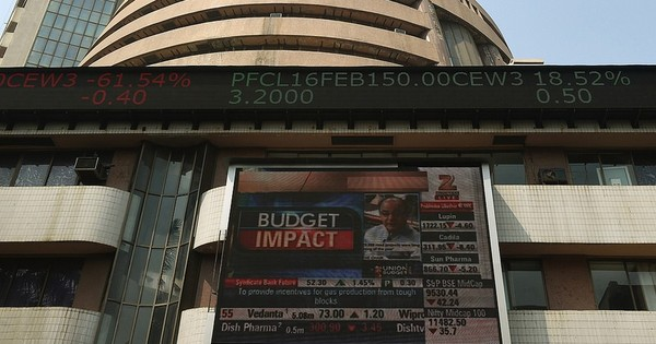 Sensex shakes off Budget blues, jumps 777 points to close at 23,779