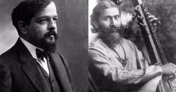 How an Indian Sufi teacher left an imprint on Claude Debussy (and western classical music)
