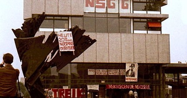 Organising a student protest? Have a look at 1970s Germany