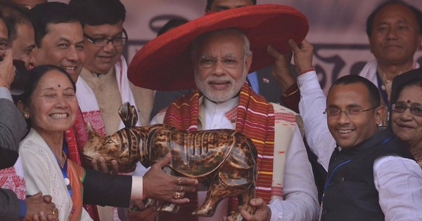Frenemies in Assam: How does Hindu nationalist BJP get along with regional chauvinist AGP?