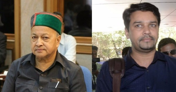 How Virbhadra Singh vs Anurag Thakur trumped India vs Pakistan at Dharamsala