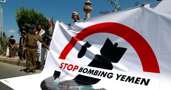 At least 41 civilians killed in Saudi-led coalition airstrikes in Yemen