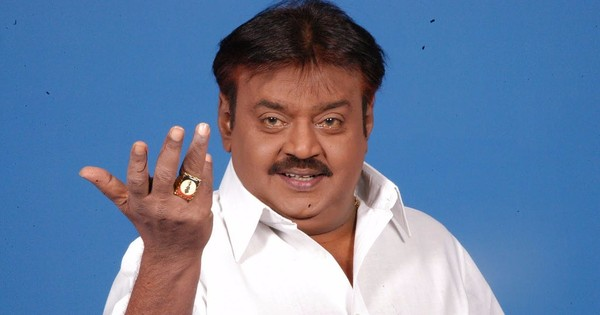 If these videos are anything to go by, Vijayakanth is already the TN CM