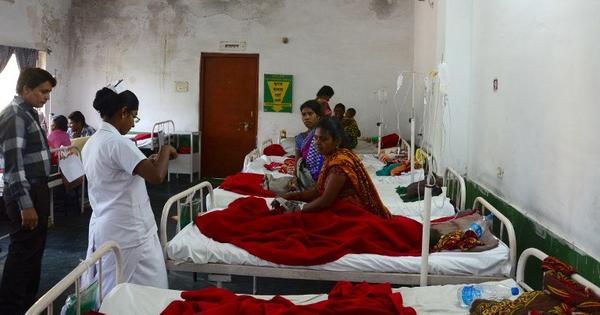 Communicable diseases rise 32% in 5 years, but spending up 7%