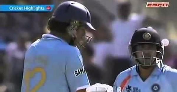 Won't happen tonight, so watch Joginder Sharma's last over when India won the 2007 World Twenty20