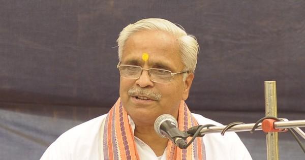 Bhogbhumi quip: Perhaps RSS's Bhaiyyaji Joshi needs to read some (more) Hindu scriptures