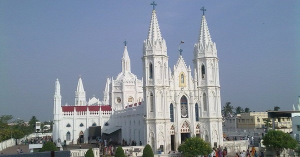 The Virgin gushing milk in a Tamil Nadu church is a Hindu favourite