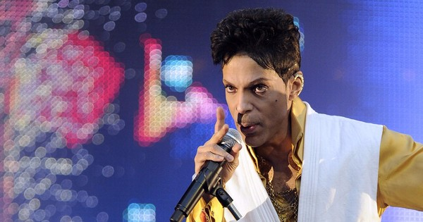Oh my God, Prince is dead...