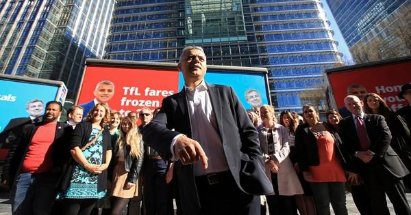 Sadiq Khan: For London's first Muslim mayor, the British dream now a reality
