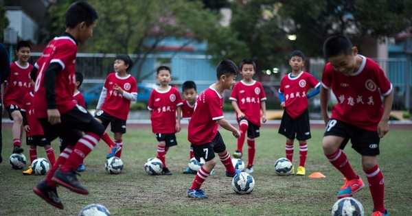 China's huge punt on football needs a heart as well as deep pockets