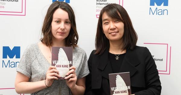 South Korean author Han Kang wins Man Booker International for The Vegetarian
