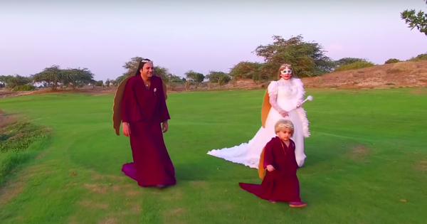 Explained: Just how Taher Shah made the incredible music video for 'Angel'. Watch.