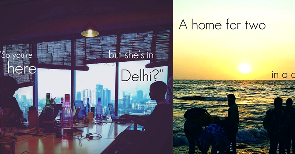 #BombayHectic: A graphic novel chronicling life in Mumbai made entirely with a smartphone
