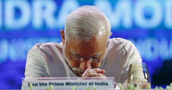 For 800 million citizens, Modi's Digital India highway is a bridge to nowhere
