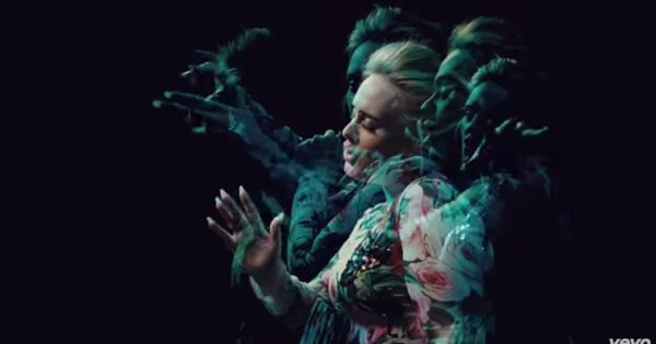 Watch: Adele actually dances in her new music video, 'Send My Love (To Your New Lover)'