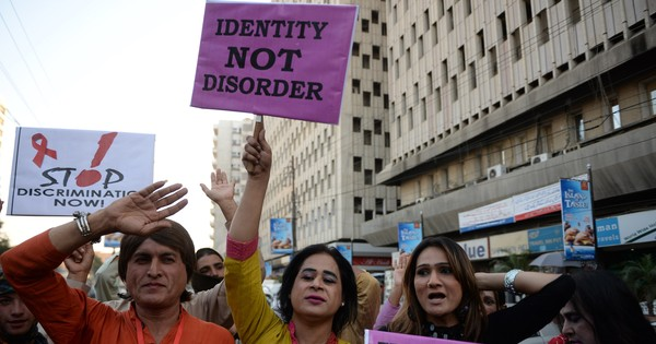 'Our birth is our single biggest regret': Being transgender in Pakistan