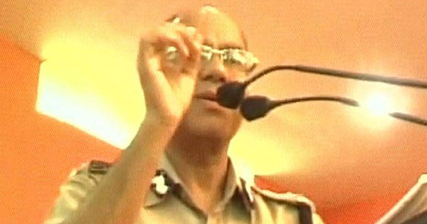 Watch: Haryana's new police chief says ordinary people are allowed to kill criminals
