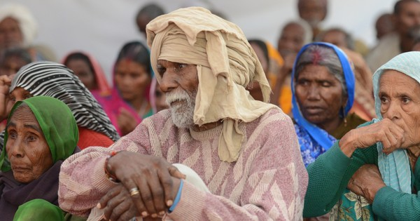 India is ageing, but it's not spreading central funds evenly among the aged