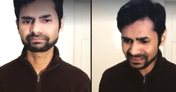 Here is the main difference between a Pakistani soap and an Indian soap