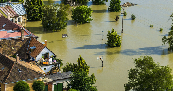 Water world: Can we learn to live with flooding?