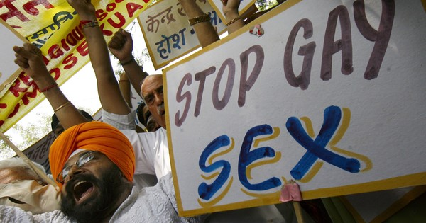 Ruling upholding gay sex ban sparked rise in homophobia in India, says activist