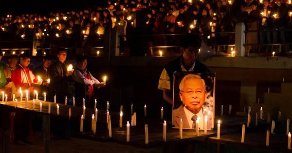 Isak Chisi Swu (1929-2016): The Bible scholar who backed a violent struggle for a Naga homeland