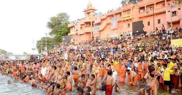India's Kumbh Melas are running short of water
