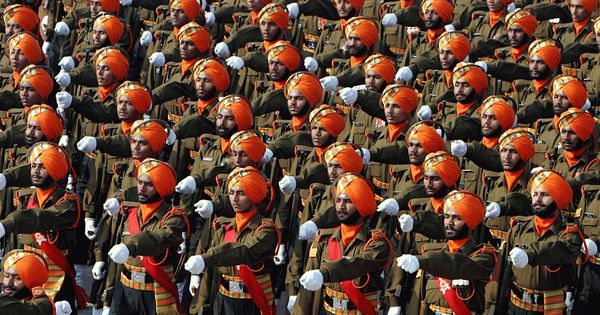 Why the Indian army needs to abandon the colonial concept of 'martial races'
