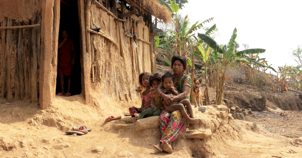 This Nepali community lives perched on a hill, always under the threat of landslides