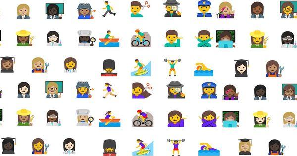 On #WorldEmojiDay, Google has released new emoji to promote gender equality