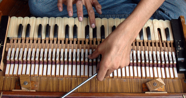 The harmonium was born in Europe – so how did it become synonymous with Indian music?