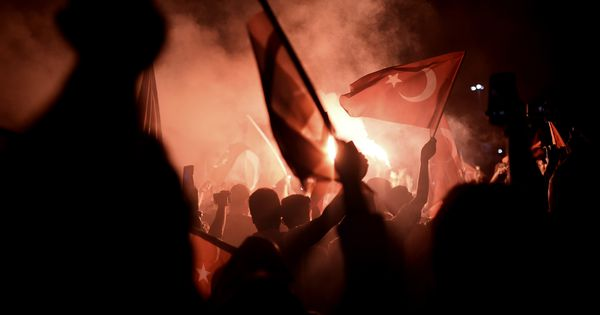 Turkey struggles to make sense of a surreal, failed coup d'état