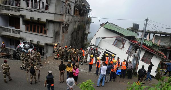 India, Bangladesh and Myanmar face the threat of a massive earthquake
