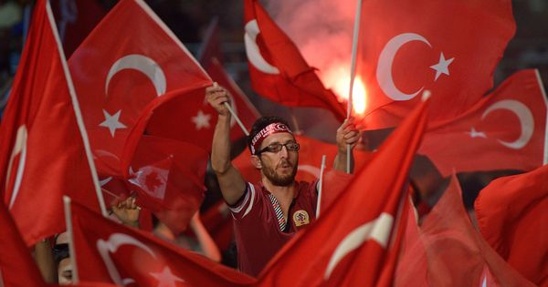 After coup attempt in Turkey, why has President Erdogan turned on academics and educators?