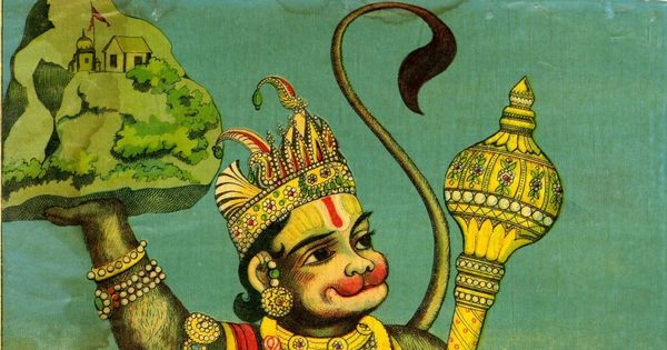 The Sanjivani quest: An Uttarakhand village hasn't forgiven Hanuman for defacing their holy mountain