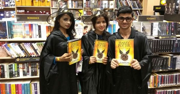 Harry Potter and the Cursed Child released in India after months of anticipation