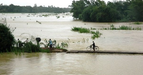 Five neighbours, one problem: South Asia's countries have gone from drought to flood in 45 days