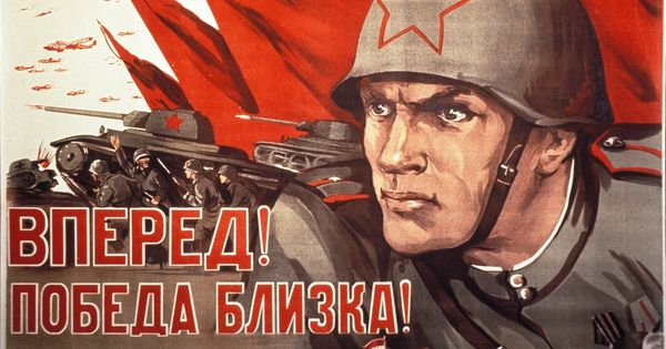 Agitprop online: The enduring appeal of Soviet posters