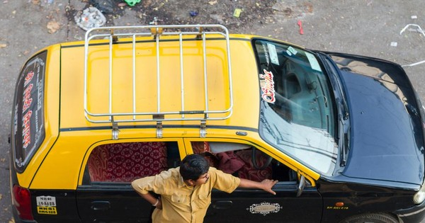 How black and yellow cabs in Delhi and Mumbai are trying to beat Uber and Ola at their own game