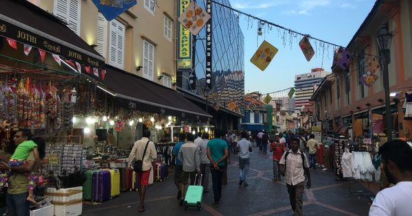 Cultural differences: Within Singapore's Indian community, a clash between the old and the new